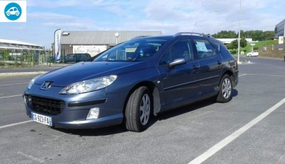 Peugeot 407 SW 1.6 HDI Executive Pack 2006
