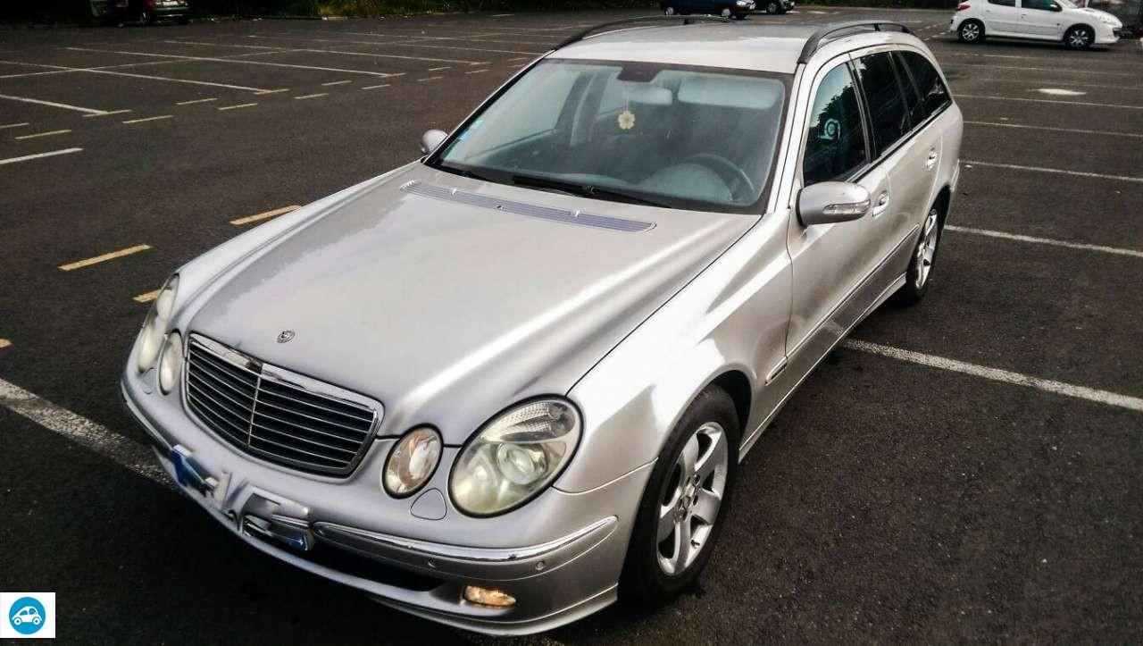 Mercedes Classe E 320 CDI Avantgarde 2003