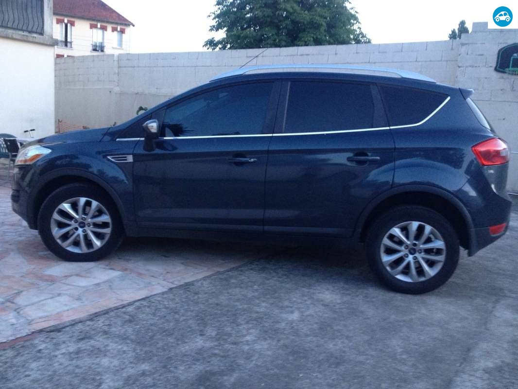 achat ford kuga 2009 d 39 occasion pas cher 7 600. Black Bedroom Furniture Sets. Home Design Ideas