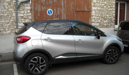 Renault Captur dCi 2015