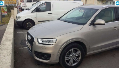 Audi Q3 ambition luxe 2014