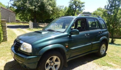 Suzuki Grand Vitara 2.0 HDI 2002