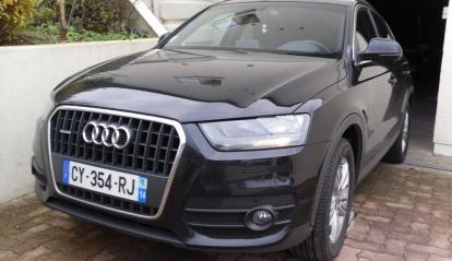 Audi Q3 Quattro 2.0 TDI Ambition Luxe 2011