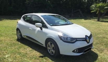 Renault Clio 4 Dynamique Energy dCi 2013