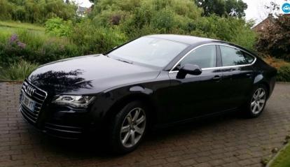 Audi A7 Sportback V6 Ambition Luxe 2013