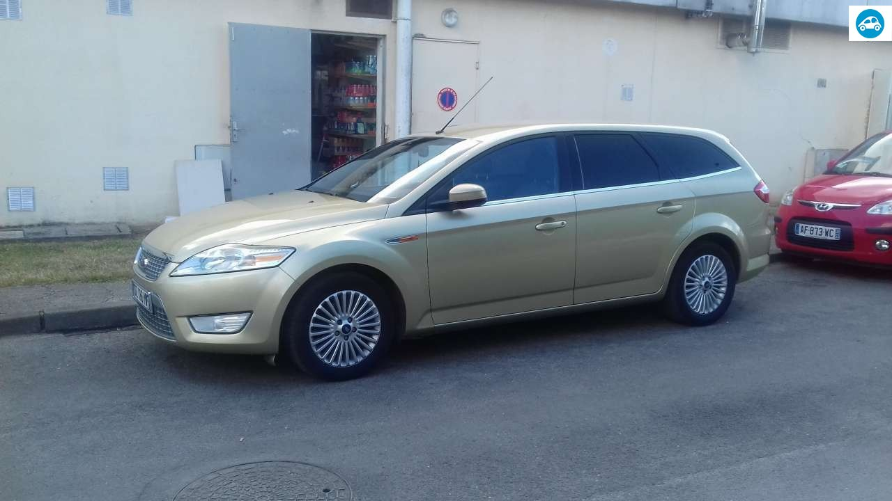 achat ford mondeo iii break 2 0 tdci 2008 d 39 occasion pas cher 5 300. Black Bedroom Furniture Sets. Home Design Ideas