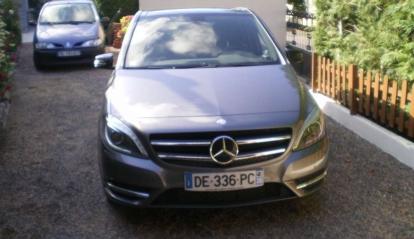 Mercedes Classe B 180 CDI Fascination 2014
