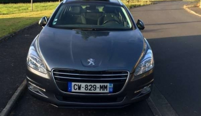 Peugeot 508 SW Active 2012
