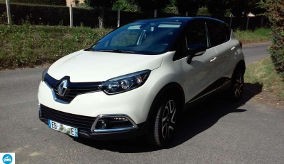 Renault Capyur dCi Energy Intens 2016