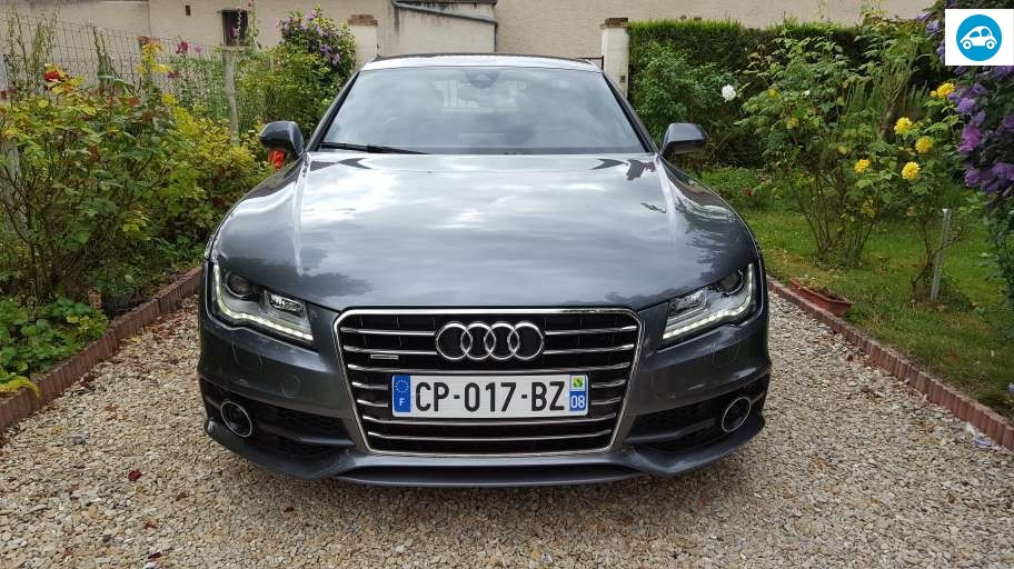 achat audi a7 sportback 3 0 tdi 2013 d 39 occasion pas cher 38 000. Black Bedroom Furniture Sets. Home Design Ideas