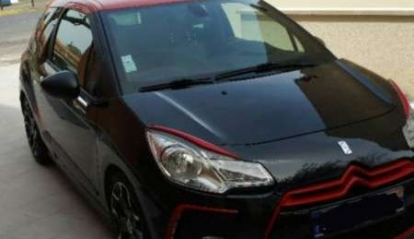 Citroen DS3 THP Sport Chic Look Racing 2012