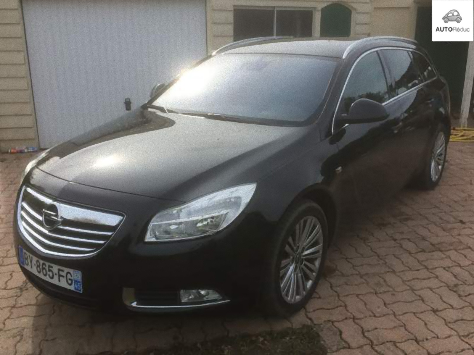 achat opel insignia sport tourer 160 ch 4 4 d 39 occasion pas cher 18 000. Black Bedroom Furniture Sets. Home Design Ideas