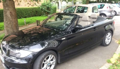 Bmw Serie 1 118 D Cabriolet 2009