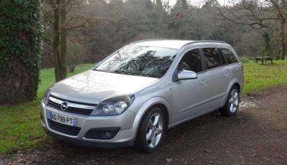 Opel Astra break 2006
