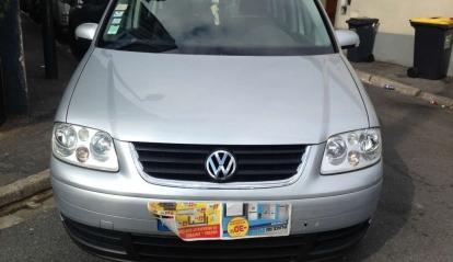 Volkswagen Touran 2.0 L 2004