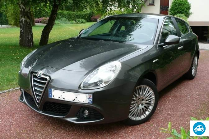 Alfa Romeo Giulietta JTD 2012