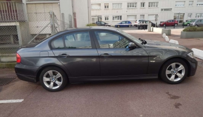 Bmw Serie 3 320 D Luxe 2006