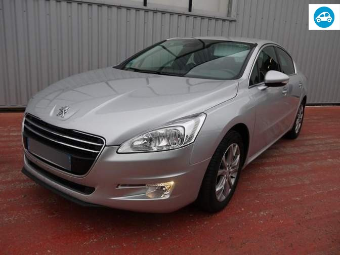 achat peugeot 508 2 0 hdi active 2012 d 39 occasion pas cher 14 500. Black Bedroom Furniture Sets. Home Design Ideas