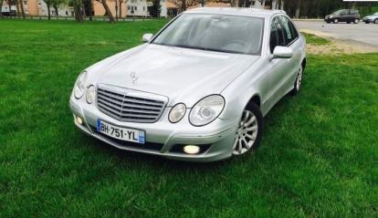 Mercedes Classe E W211 200 CDI Elegance 2007