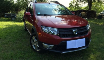 Dacia Sandero Stepway 0.9 TCE Ambiance 2015