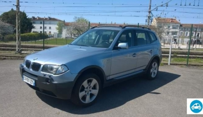 BMW X3 3.0 L Luxe 2006