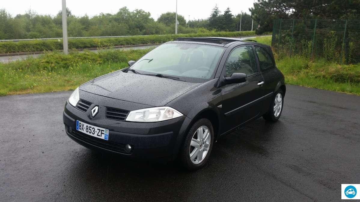 achat renault megane 2 dci sport dynamique 2005 d 39 occasion pas cher 4 200. Black Bedroom Furniture Sets. Home Design Ideas
