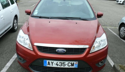 Ford Focus TDCI Trend 2008