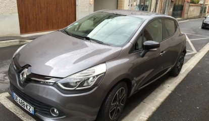 Renault Clio 4 IV 1.2 L LIMITED 2014