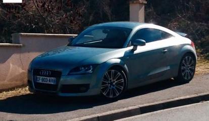 Audi tt 2.0L 250 CV