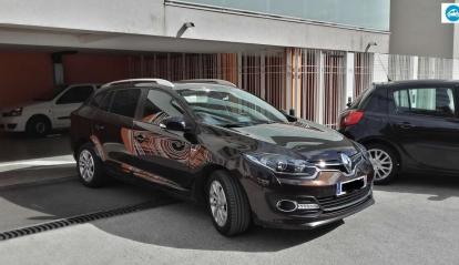 Renault Megane III Estate 1.5 DCi 2015