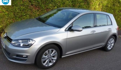 Golf VII 2.0 TDI BlueMotion Technology Confortline 2013