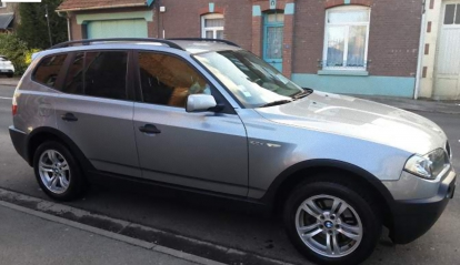 Bmw X3 2.0 l Pack luxe