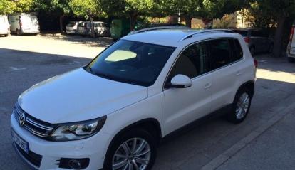 Volkswagen Tiguan TDI Sportline BlueMotion 2013
