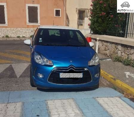achat citroen ds3 1 6 hdi airdream sport chic 2011 d 39 occasion pas cher 11 500. Black Bedroom Furniture Sets. Home Design Ideas