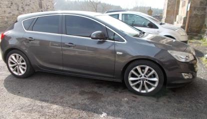 Opel Astra CDTI Cosmo 2010