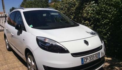 Renault Scenic DCI 2013