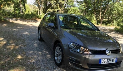 Golf VII 1.2 TSI Bluemotion Confortline 2014