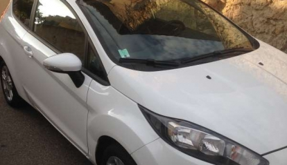 Ford Fiesta 1.25 L Edition 2015