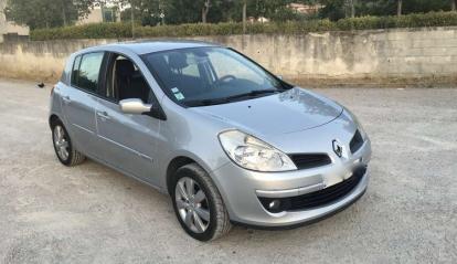 Renault Clio 1.5 DCI dynamique 2008