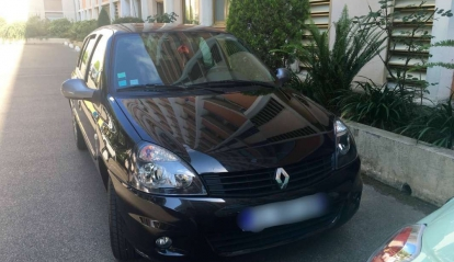Renault Clio ll Campus 1.2 L Byebye 2012