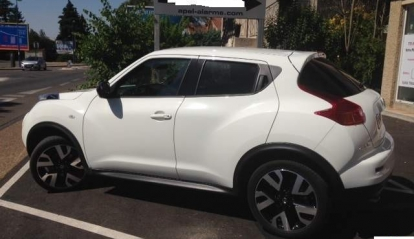 Renault Juke 1.5 dCi Connect Edition 2014