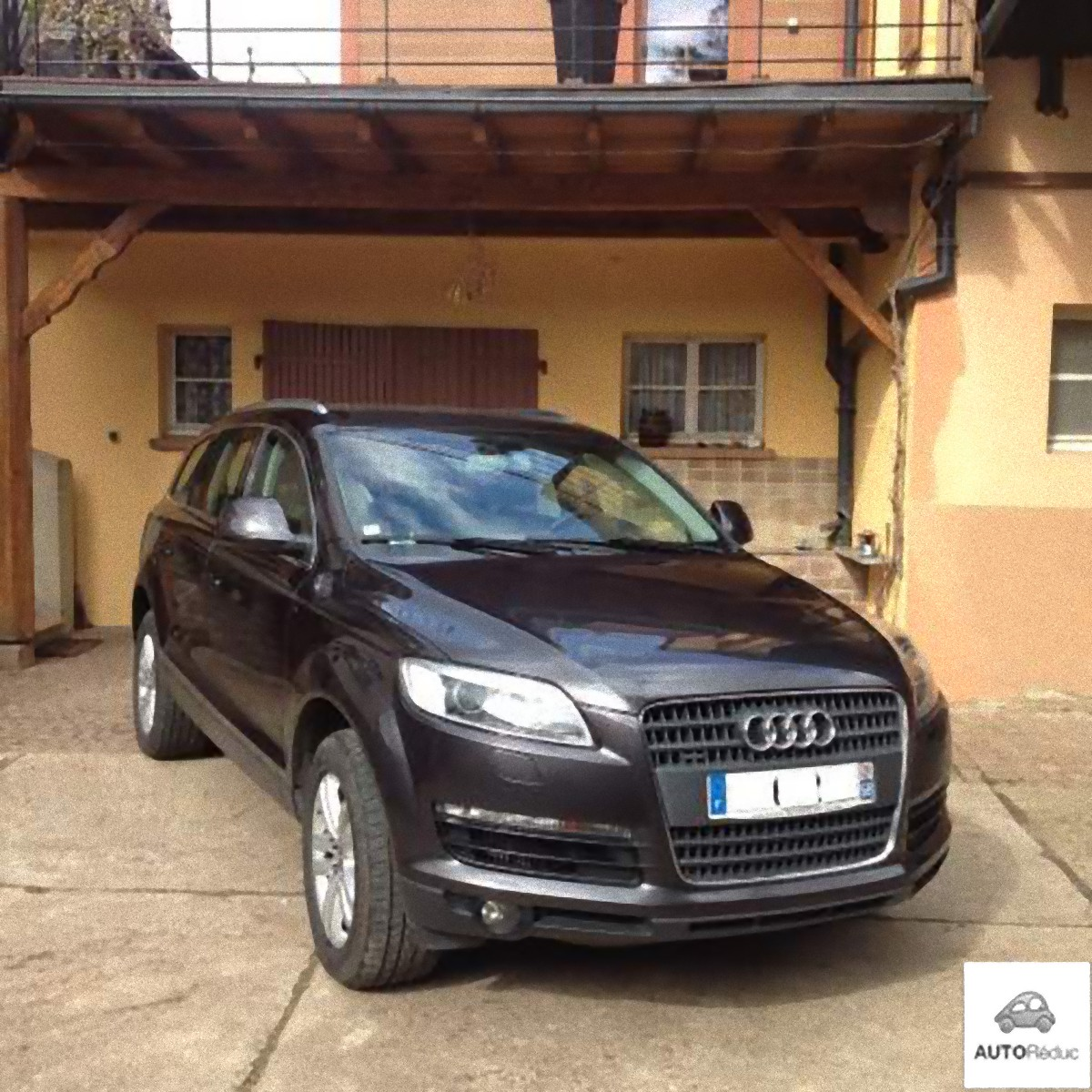 achat audi q7 v6 3 0l tdi d 39 occasion pas cher 18 900. Black Bedroom Furniture Sets. Home Design Ideas