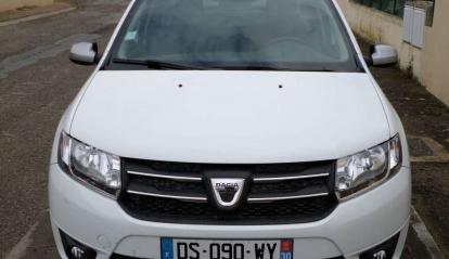 Dacia Logan Serie Anniversaire 10 ans 2015