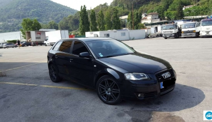 Audi A3 sportback 2.0 TDI Ambition Luxe 2006