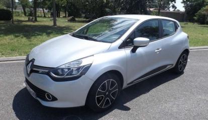 Renault Clio IV Intens 2015