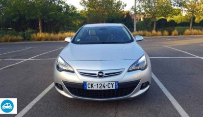Opel Astra GTC 1.7 L CDTI Sport 2012