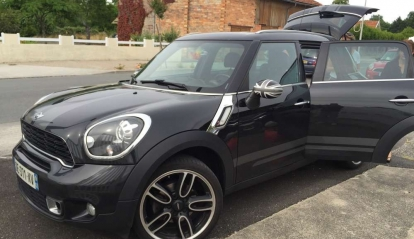 Mini Countryman SD Sport Works 2012