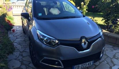 Renault Captur Intens 2016