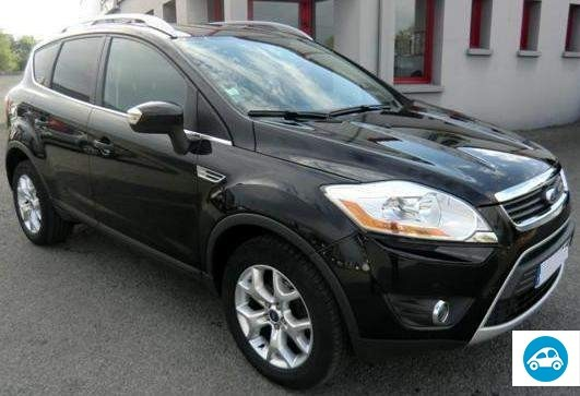 achat ford kuga fap dci 4x2 2011 d 39 occasion pas cher 11 600. Black Bedroom Furniture Sets. Home Design Ideas