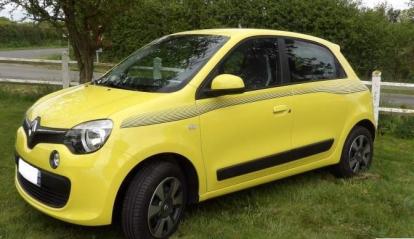 Renault Twingo 1.0 L Zen 2015